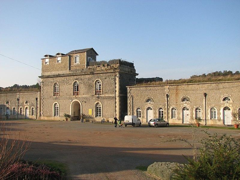 La citadelle - Fort Pierre Levée ile d'yeu