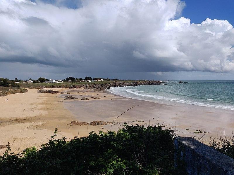 Plage des Vieilles île d'Yeu