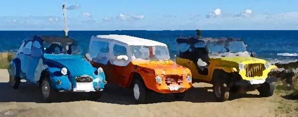 Location voiture à l'île d'Yeu